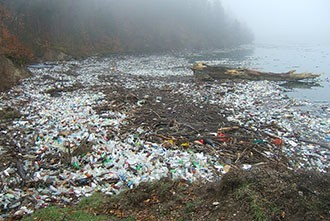 The Pearl River Delta's Plastics Problem!