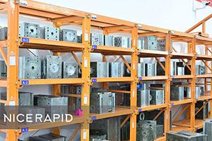 Rapid aluminium
